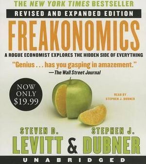 Freakonomics : Freakonomics REV Ed Low Price CD - Steven D Levitt