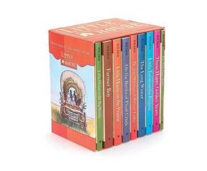 The Complete Little House Nine Book Set in a Slipcased Box - Laura Ingalls Wilder