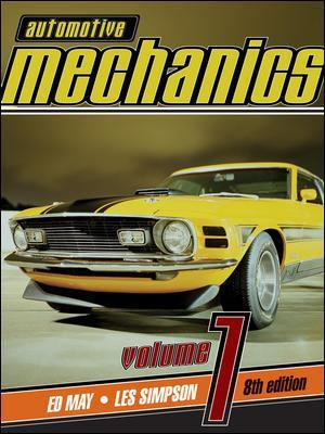 Automotive Mechanics Vol. 1 - Ed May