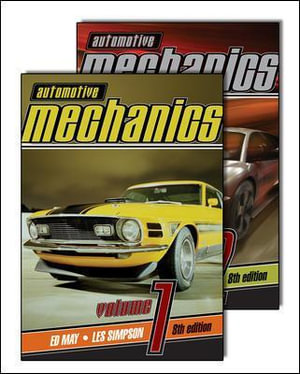 Automotive Mechanics Volume 1 and 2 Shrinkwrap - Ed May