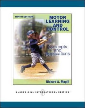 Booktopia Motor Learning And Control Concepts And
