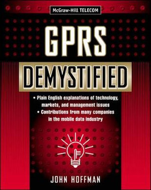 GPRS Demystified : Demystified - M. Spencer