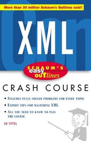 Schaum's Outline of XML Ed Tittel