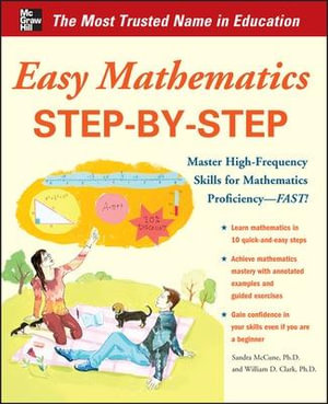 Easy Mathematics Step-by-Step - Sandra Luna McCune
