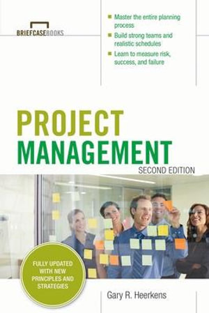 project management by gary r heerkens This reader-friendly series is a must read for all levels of managers all managers, whether brand-new to their positions or well established in the corporate hierarchy, can use a little brushing-up now and then.