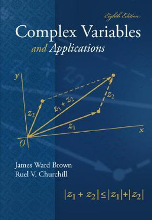 Complex Variables and Applications :  8th edition, 2008  - James Ward Brown