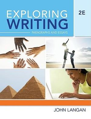 Exploring writing paragraphs and essays john langan pdf