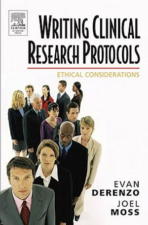 Writing Clinical Research Protocols : Ethical Considerations - Evan DeRenzo