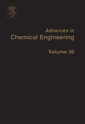 Advances in Chemical Engineering : Multiscale Analysis - Guy B. Marin