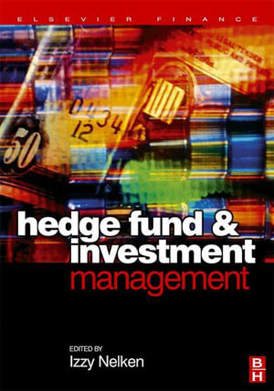 Hedge Fund Investment Management - Izzy Nelken