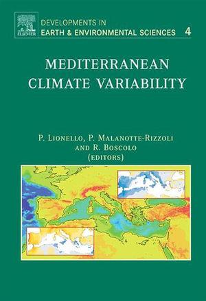 Mediterranean Climate Variability - P. Lionello