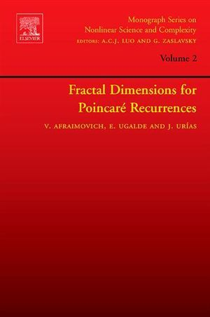 Fractal Dimensions for Poincare Recurrences - Valentin Afraimovich