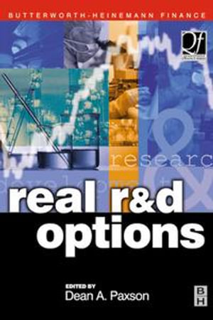 Real R & D Options - Dean Paxson