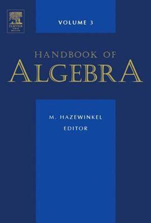 Handbook of Algebra - Gerard Meurant