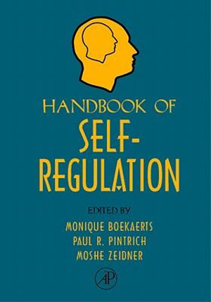 Handbook of Self-Regulation - Monique Boekaerts