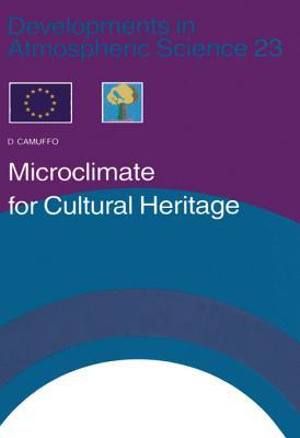 Microclimate for Cultural Heritage - D. Camuffo