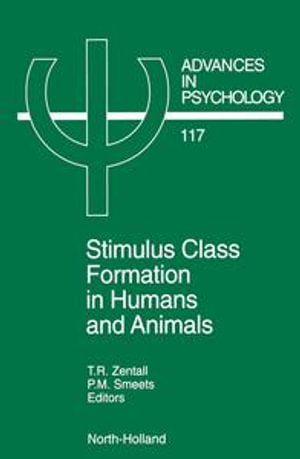 Stimulus Class Formation in Humans and Animals - T.R. Zentall