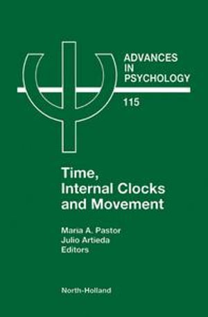Time, Internal Clocks and Movement - M.A. Pastor