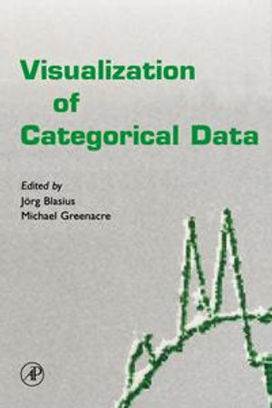Visualization of Categorical Data - Jörg Blasius