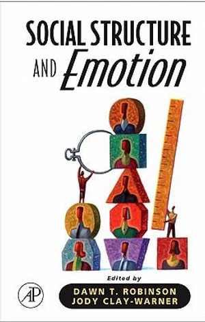 Social Structure and Emotion - Jody Clay-Warner