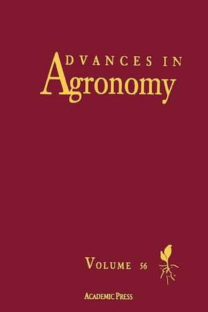 Advances in Agronomy - Donald L Sparks