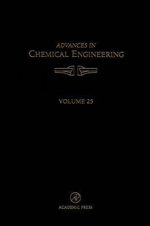 Advances in Chemical Engineering - John H. Seinfeld
