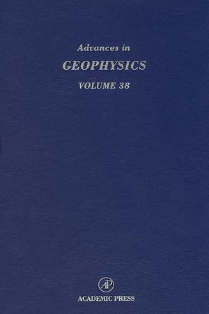 Advances in Geophysics - Renata Dmowska