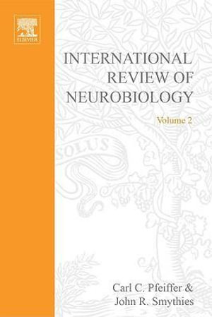 INTERNATIONAL REVIEW NEUROBIOLOGY V 2 - UNKNOWN AUTHOR