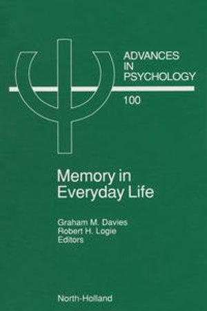 Memory in Everyday Life - G.M. Davies