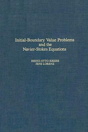 Initial-boundary value problems and the Navier-Stokes equations - UNKNOWN AUTHOR