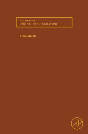 Advances in the Study of Behavior - H. Jane Brockmann