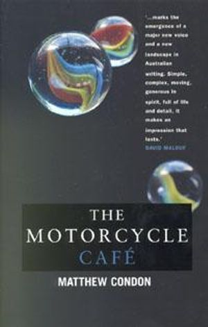 The Motorcycle Cafe - Matthew Condon