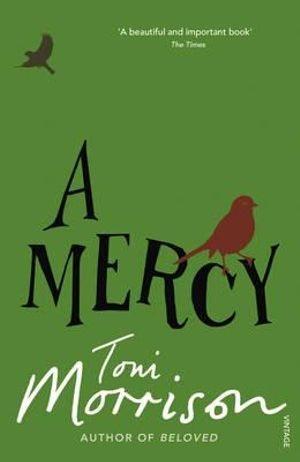 a mercy toni morrison Review: a mercy by toni morrisonhilary mantel finds toni morrison returning to  the territory of beloved.