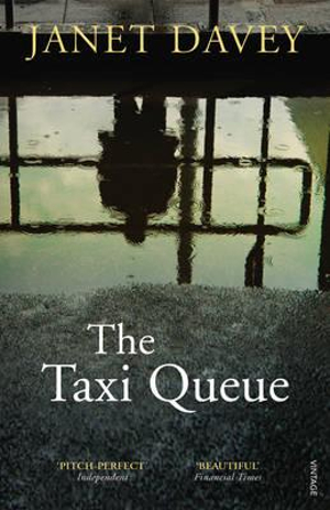 The Taxi Queue - Janet Davey