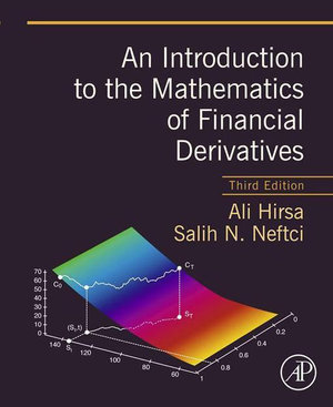An Introduction to the Mathematics of Financial Derivatives - Ali Hirsa