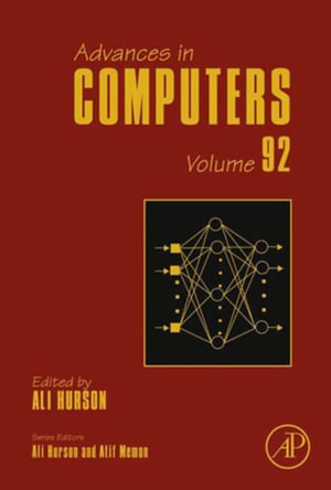 Advances in Computers - Ali Hurson