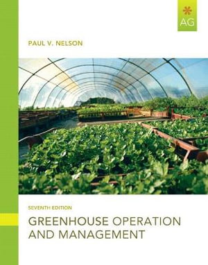 Greenhouse Operation & Management - Paul V. Nelson