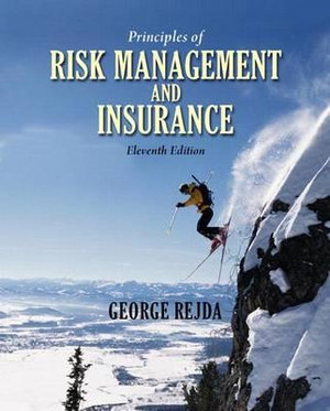Study Guide for Principles of Risk Management and Insurance George E. Rejda