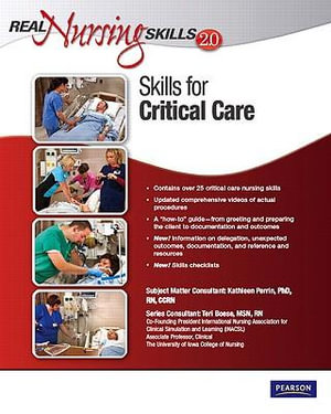 Real Nursing Skills 2.0          cp - Pearson Education