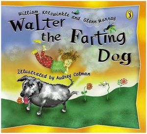 Walter-the-Farting-Dog-By-Kotzwinkle-William-NEW