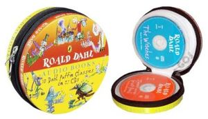 10 Dahl Puffin Classics on 27 CDs : Audio Books Set in Zipped Tin - Roald Dahl