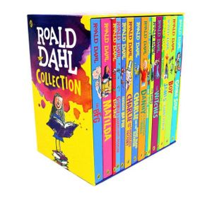 Roald Dahl's Phizz-Whizzing Collection  : 15 x Paperback Books in a Boxed Set - Roald Dahl