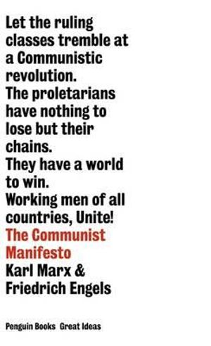 a review of the communist manifesto by karl marx The communist manifesto by karl marx and its influence on society the german political philosopher and revolutionary, karl marx is best known for his radical concepts of society his socialist views are best seen in his work communist manifesto.