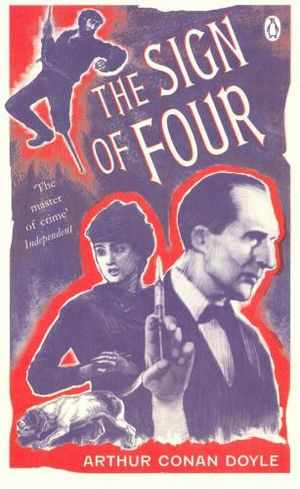 The Sign of Four : Sherlock Holmes 2 :  Pocket Penguin Classics The - Sir Arthur Conan Doyle