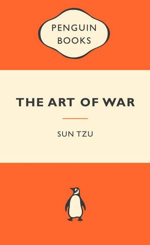 The Art Of War : Popular Penguins -  Sun Tzu
