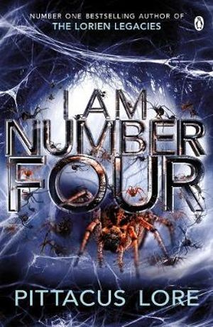 How many books in i am number four series