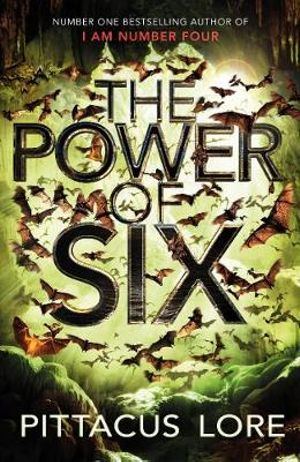 The power of six book release date
