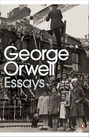 george orwell essays on language