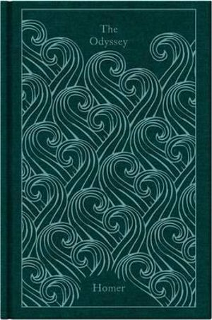 The Odyssey : Design by Coralie Bickford-Smith  -  Homer