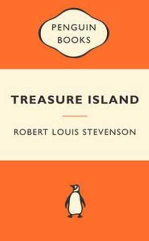 Treasure Island : Popular Penguins - Robert Louis Stevenson